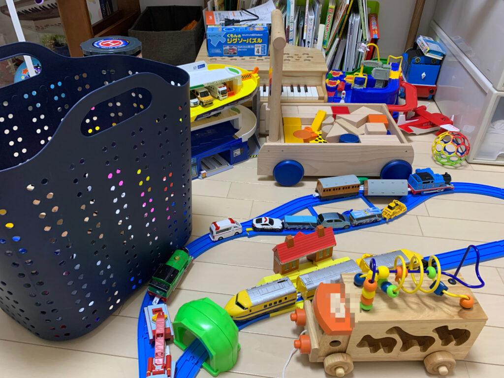 2歳男の子おもちゃ50種以上